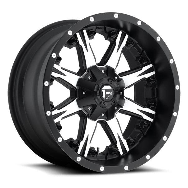 D514-NUTZ Black&Machined